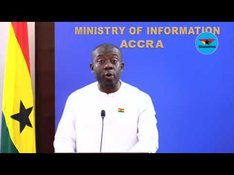 Ghana signs €40m EU agreement to promote investment, job creation