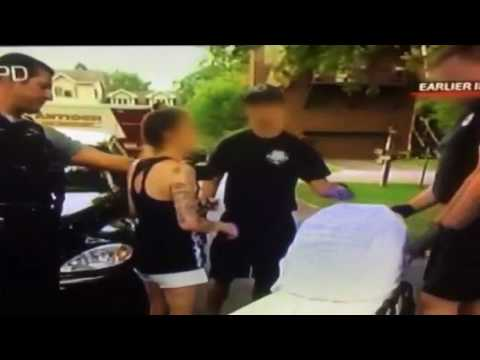 Live PD: Drunk Girl was asked what year it was she said   What?