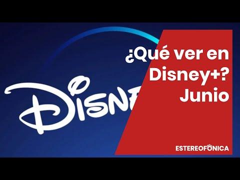 Nuevas series, películas y documentales en Disney+ Junio | Estereofonica