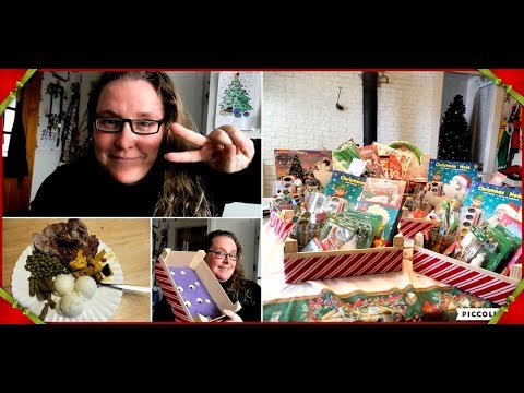 A Maritime Christmas: Craft Boxes/Baskets!
