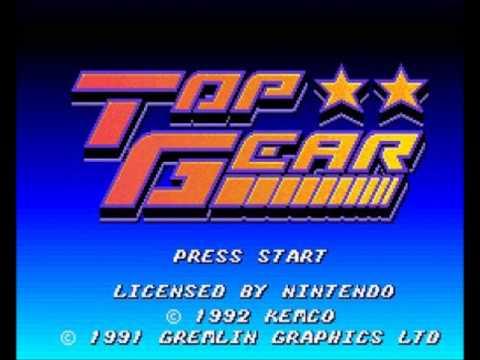Top Gear Intro Theme