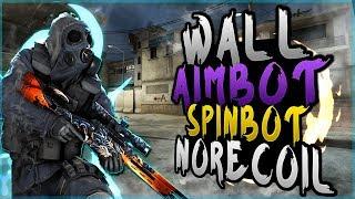 COMO TER WALL AIMBOT E SPINBOT COM COMANDOS!