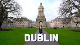 Dublin Travel Guide - What to do when you Visit Dublin | The Planet D | Travel Vlog
