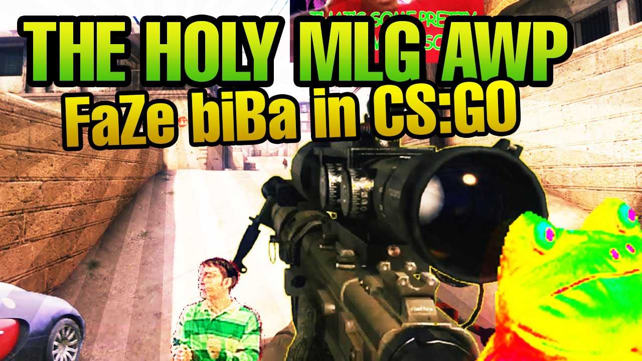 cs go the holy mlg awp faze biba youtube. Black Bedroom Furniture Sets. Home Design Ideas