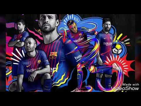 خلفيات برشلونة ومدريد مع اغنية برشلونة ومدريد Youtube