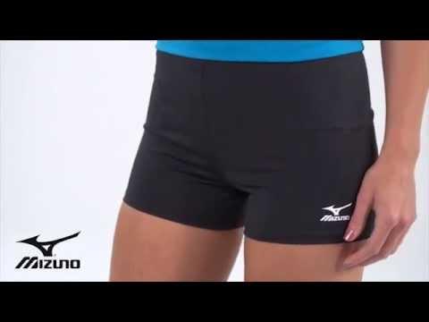mizuno volleyball shorts spandex