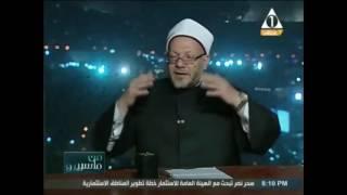 مفتي الجمهورية: علي بن أبي طالب تنبأ بظهور ''داعش'' قبل 1400 عام