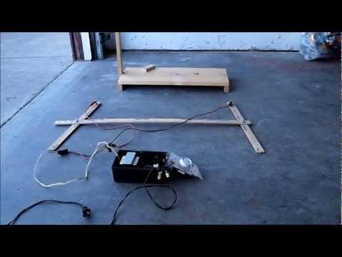 Hot wire foam cutter (simple version)