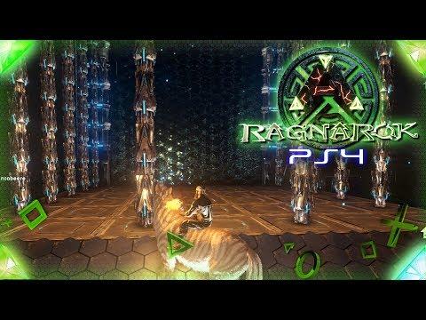 ARK PS4 🇩🇪Der TEK Käfig  Let´s Play ARK Survival Evolved Playstation 4 Ragnarok