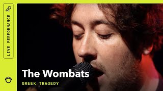 "The Wombats, ""Greek Tragedy"": Rhapsody Soundcheck (Live)"