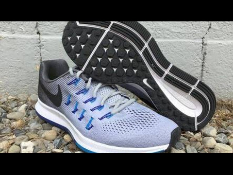 e9f2ff7da114 Nike Air Zoom Pegasus 33 Review And First Look HD Video - YouTube