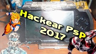 Como Hackear  un PSP Versión 6.61 (2017)