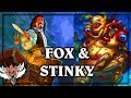 The Fox Brings the Stinky ~ The Witchwood ~ Hearthstone