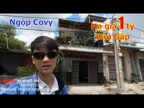 Video nhà bán quận Bình Tân, Mặt tiền đường phường Tân Tạo A, ngay KCN Tân Tạo, qua cầu Tỉnh lộ 10B là đến
