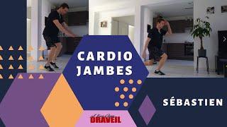 Cardio + jambes à la maison - A'Tous Gym Draveil