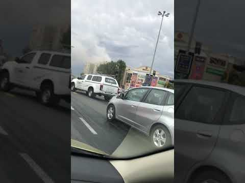 Mimosa mall on fire - Bloemfontein