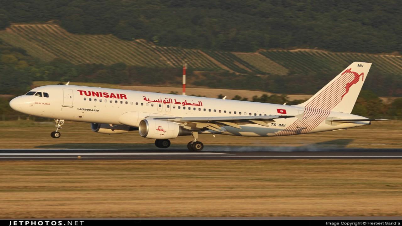 c6f1cb00e414 Tunisair flotte 2017 - YouTube