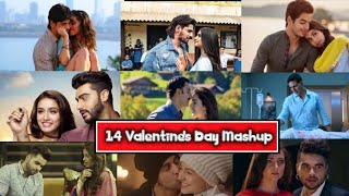 Valentine's Day Mashup 2020 |14 Feb Valentine Day Song | Love Mashup Song | Dj Abbi | Find Out Think