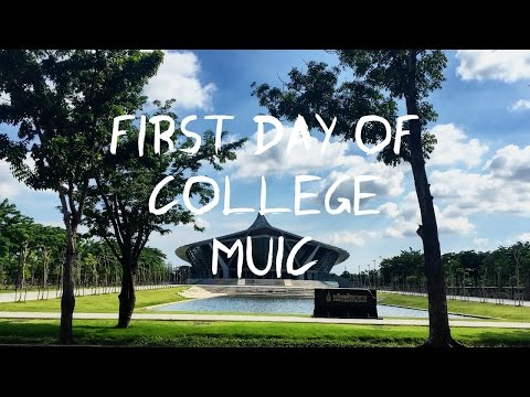FIRST DAY OF COLLEGE : MUIC - MAHIDOL UNIVERSITY มหิดล