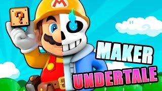 UNDERTALE MAKER | Super Mario Maker 2
