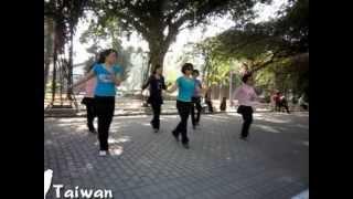 Download lagu Leave Me Alone 誰要你理睬 - line dance  (Demo & Teach)
