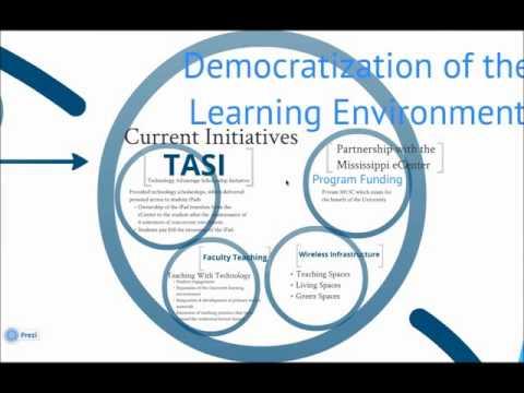 IPad Initiative: The Democratization of CyberLearning SD