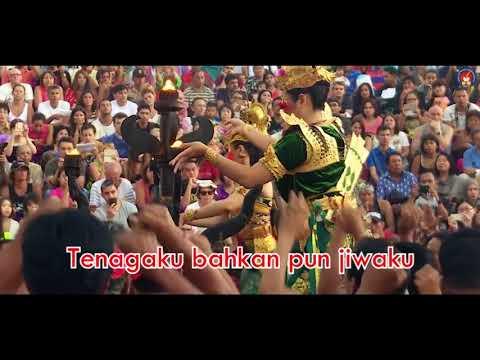 Lagu Indonesia Pusaka, Cipt. Ismail Marzuki-Cover Umbu Marapu_Studio, Reggae Version