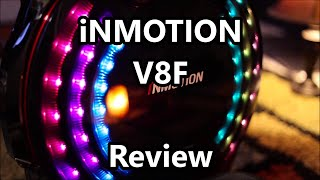 inmotion V8F vs V8 Comparison & Review
