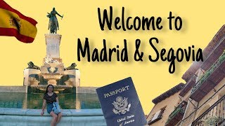 Travel Vlog Episode 2: Madrid & Segovia