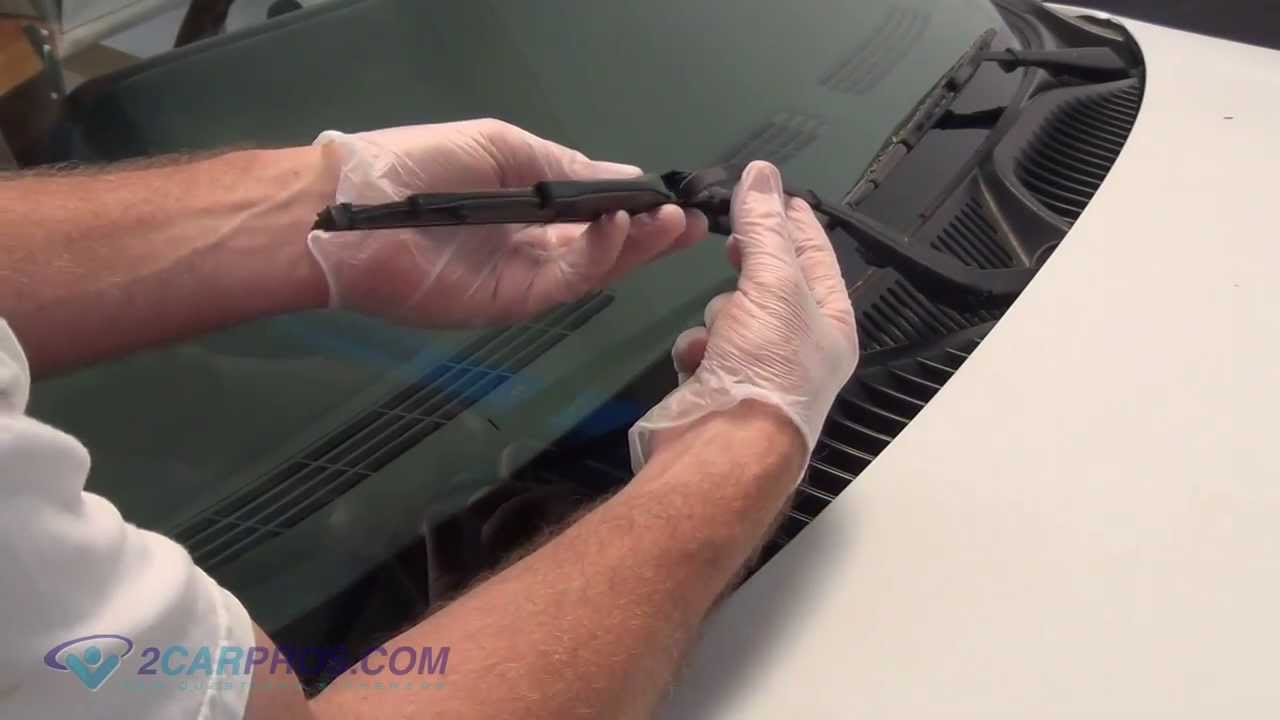 Windshield Wiper Blade Replacement Gmc Yukon Xl 2000 2006 Youtube 2carproscom Questions Chevroletimpala2006chevyimpalabeltdiagram