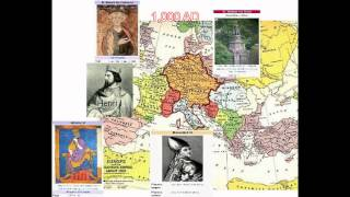 History of Europe before 1800 AD