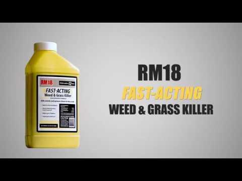 RM18 Herbicide