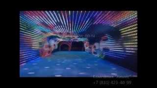 Светодиодная сетка MultiLed(http://glow-nn.ru/index.php?id=124 Шаг 160 мм, светодиоды SMD3535. Медиафасадная сетка используется для создания экранов на..., 2015-03-02T20:06:17.000Z)