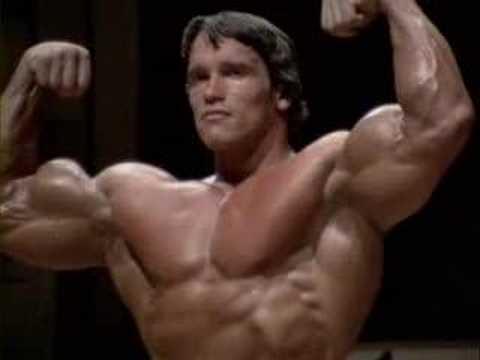 Arnold Schwarzenegger Mr. Olympia 1975 - YouTube