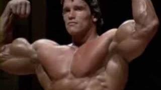 Arnold Schwarzenegger Mr. Olympia 1975 thumbnail