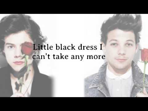 Клип Little Black Dress - One Direction