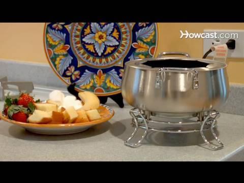 How To Make Chocolate Fondue