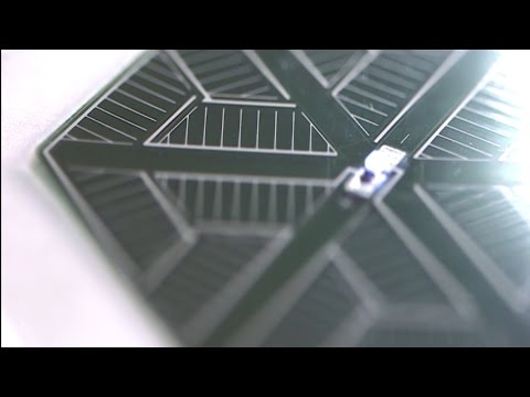 New Materials for Solar Cells with Record-Breaking ...