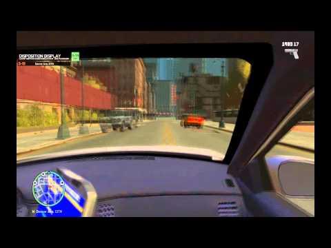 GTA IV: NYPD clan: Morning Shift with Bureau Chief Black
