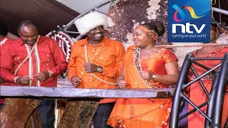 Kirinyaga Governor Anne Waiguru weds Kamotho Waiganjo