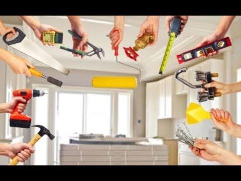 Как быстро отмыть двери после ремонта