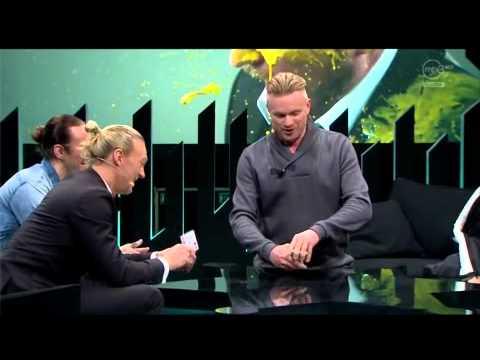 Posse 2014 - Huh huh miten Iiro Seppänen kaivaa neljä ässää korttipakasta! #mtvposse, (#2839)