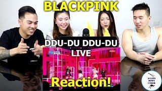 BLACKPINK - DDU-DU DDU-DU , 블랙핑크 - 뚜두뚜두 LIVE SHOW