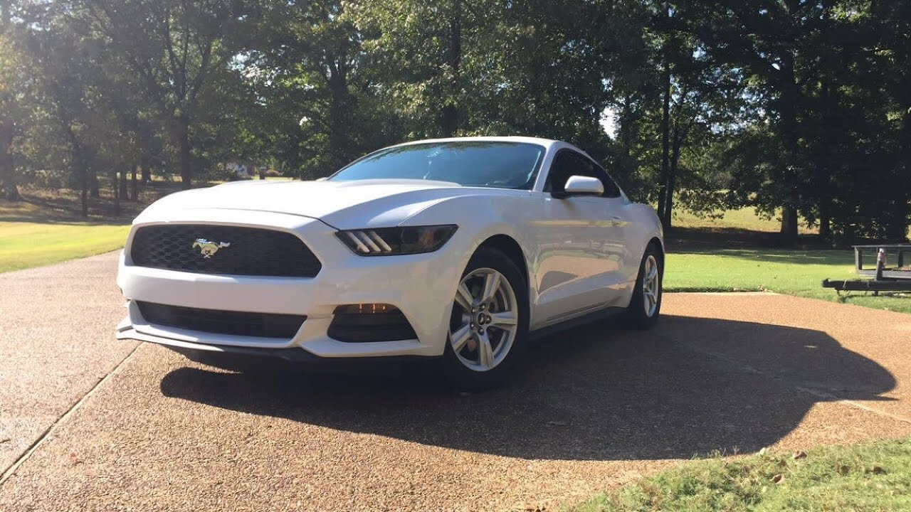 2016 Mustang V6 Review After 5 000 Miles