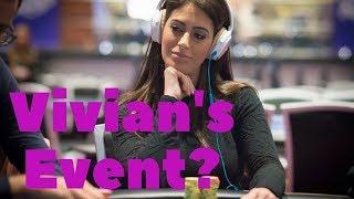 Vivian Saliba, From 888 Live to WSOP-E's Main Event