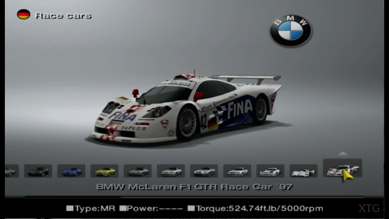 gran turismo 4 bmw car list hd ps2 gameplay youtube. Black Bedroom Furniture Sets. Home Design Ideas