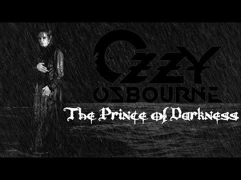 Black Sabbath's Ozzy Osbourne - The Prince of Darkness