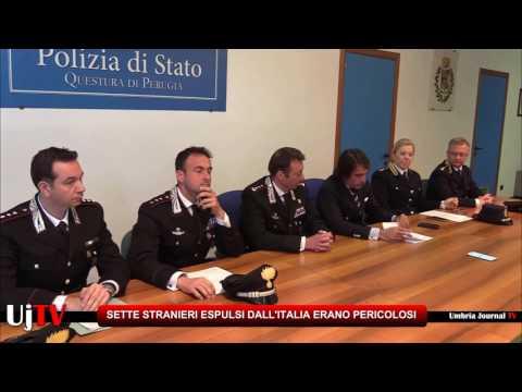 Sette giovani stranieri espulsi dall'Italia, erano di buona famiglia