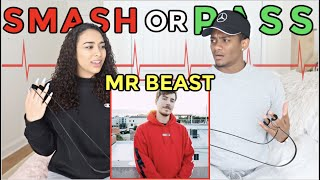 Smash Or Pass Lie Detector Test With Girlfriend! *We Almost Broke Up*