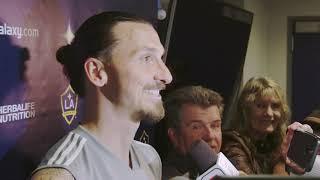 """He is the best talent in MLS by far."" Zlatan Ibrahimovic on Efrain Alvarez's future"